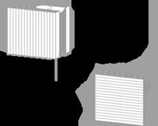 「ユーキューブサターン」タテLコーナー型