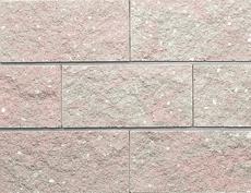 組積用コンクリートブロック「フルール」_pink