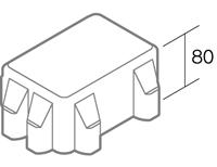舗装用コンクリートブロック「グリーンペーバー」