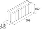 「ビオロ」5L基本横筋兼用型