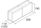 「ビオロ」1L基本横筋兼用型