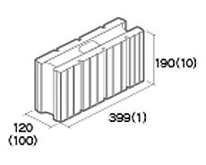 「ビーロック」12基本横筋兼用型