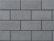 舗装用コンクリートブロック「ドットインター」ブラック
