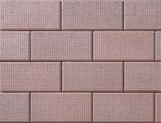 舗装用コンクリートブロック「ドットインター」バイオレット