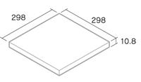 舗装用タイル「マエストラズゴ」3030