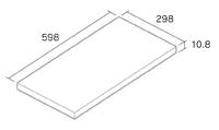 舗装用タイル「マエストラズゴ」6030