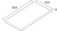 舗装用タイル「オレンセ」6030