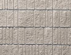 組積用コンクリートブロック「ランダムリシェ」_ivory