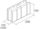 「ランダムラグゼ」基本横筋兼用型