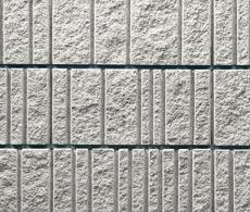 組積用コンクリートブロック「ランダムラグゼ」_split_gray