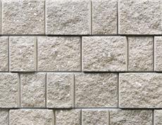組積用コンクリートブロック「ワイルドストーンR」_ivory