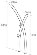 アクアポールデラックス319G_形状図