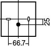 遮光タイプHEW5110-AF