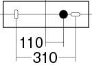 遮光タイプLGW46141-AF