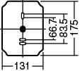 同型通常タイプLGW80230-AF