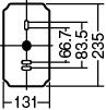 段調光省エネ型タイプLGWC80230-AF