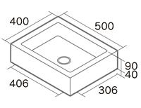 シンプルパン形状図