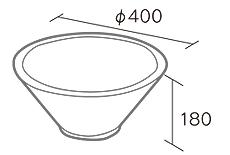 アンフルール形状図