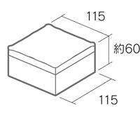 舗装用コンクリートブロック「アッピア」115