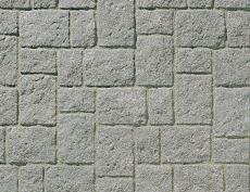 舗装用コンクリートブロック「アッピア」アジロ張り