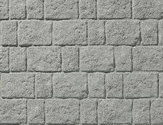 舗装用コンクリートブロック「アッピア」グレー
