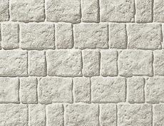 舗装用コンクリートブロック「アッピア」シルバー