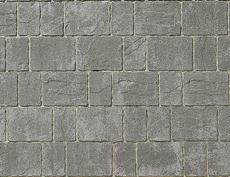舗装用コンクリートブロック「カッシア」グレー