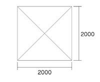 オンダ平面図