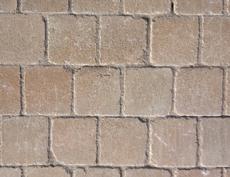 舗装用コンクリートブロック「シャロール」シンメトリーパターン
