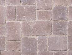 舗装用コンクリートブロック「シャロール」ヘリンボンパターン