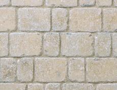 舗装用コンクリートブロック「シャロール」アイボリー