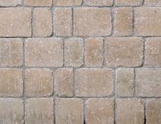 舗装用コンクリートブロック「シャロール」オレンジ