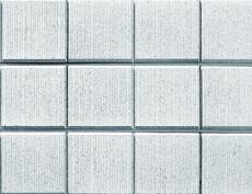 組積用コンクリートブロック「ビーワン12」_preciouswhite