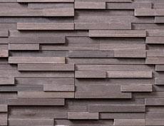 外装用天然石石材パネル「スマートストーン・スタック」スマートパープル