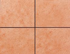 舗装用タイル「アローザ」オレンジ