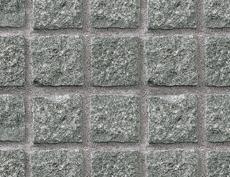 キューブストーン(花崗岩)ファンシーグリーン