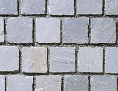舗装用天然石材「ヨーガストーン」キューブ/サンドクリフ(砂岩)