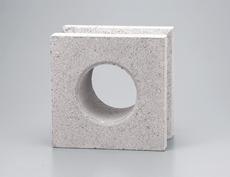 組積用コンクリートブロックオプション「ガラスブロック」セルクル_mikage