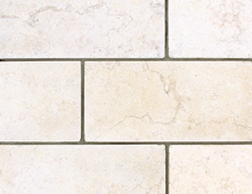 舗装用天然石材「フェアリーストーン」スクエア/ファインベージュ