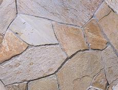 舗装用天然石材「フェアリーストーン クレイギー」フェアリーミックス