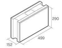 組積用コンクリートブロック「ファイブ」基本