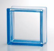 組積用コンクリートブロックオプション「ガラスブロック」_blue