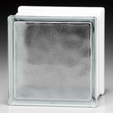 組積用コンクリートブロックオプション「ガラスブロック」カスミ