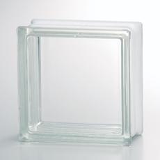 組積用コンクリートブロックオプション「ガラスブロック」_silver