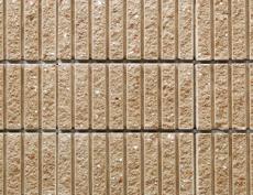 組積用コンクリートブロック「グレイス12/15」_7L_ocher
