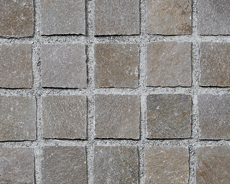 舗装用天然石材「ジャワストーン」キューブ