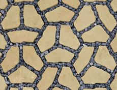 舗装用コンクリートブロック「ナティア」目地材クラシア