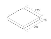 舗装用コンクリート製品「オニキスペイブ」3030