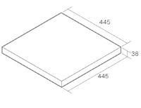 舗装用コンクリート製品「オニキスペイブ」4545