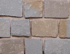 舗装用天然石材「サンドゴブル」